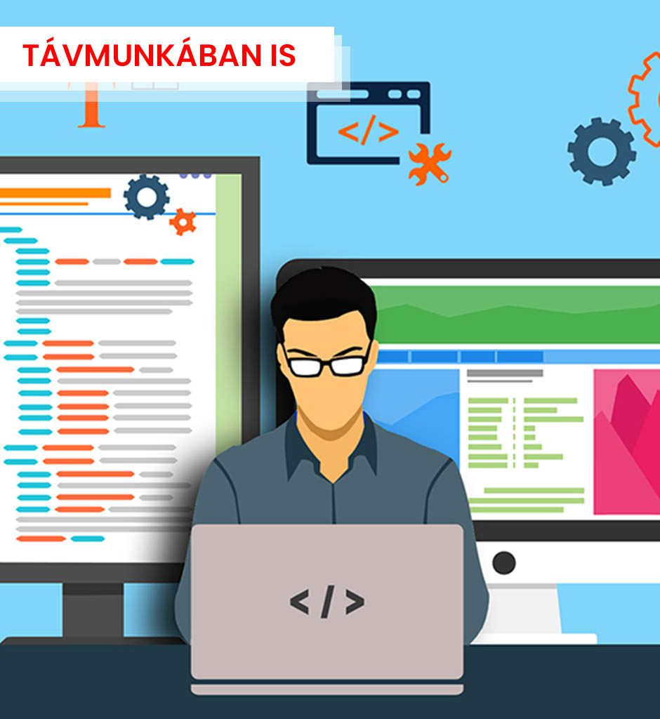 Senior webfejlesztő